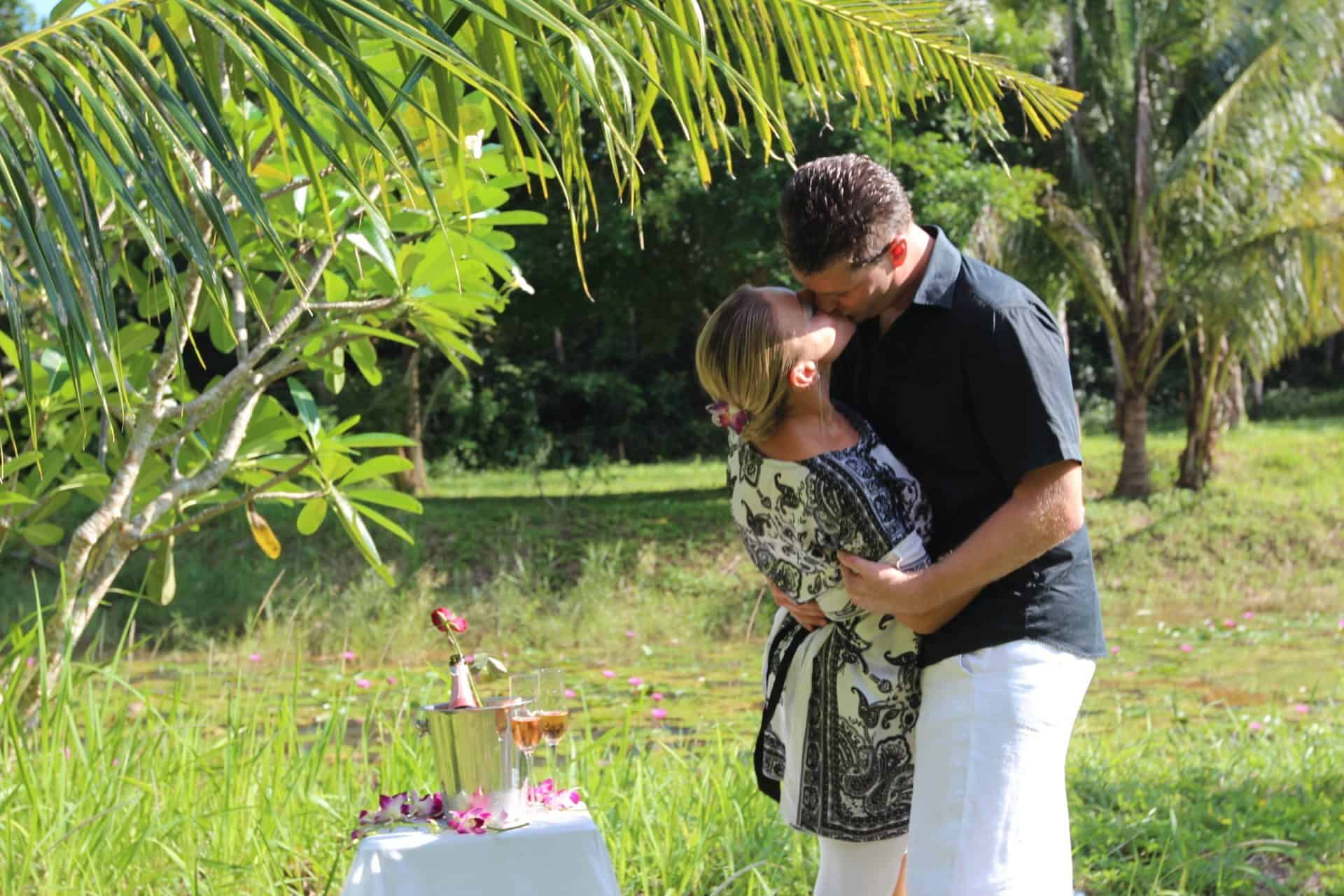 Marriage Proposal Phuekt