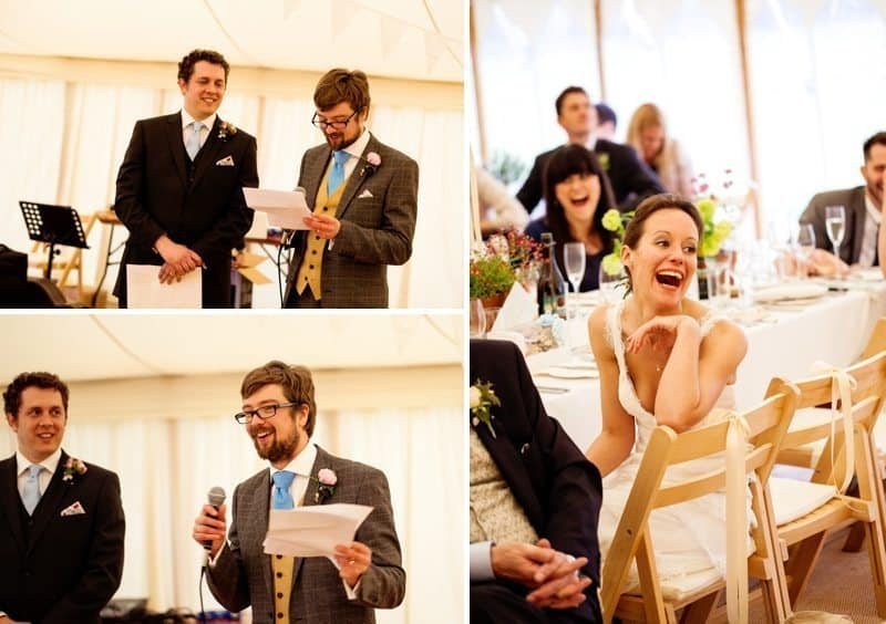 Best Wedding Speeches