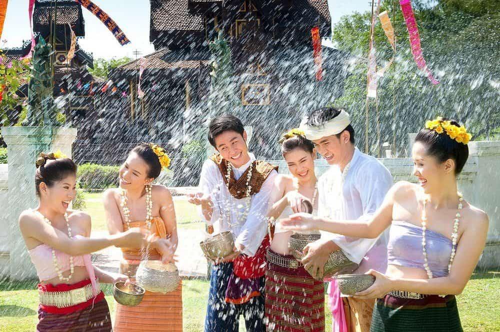 songkran+thailand